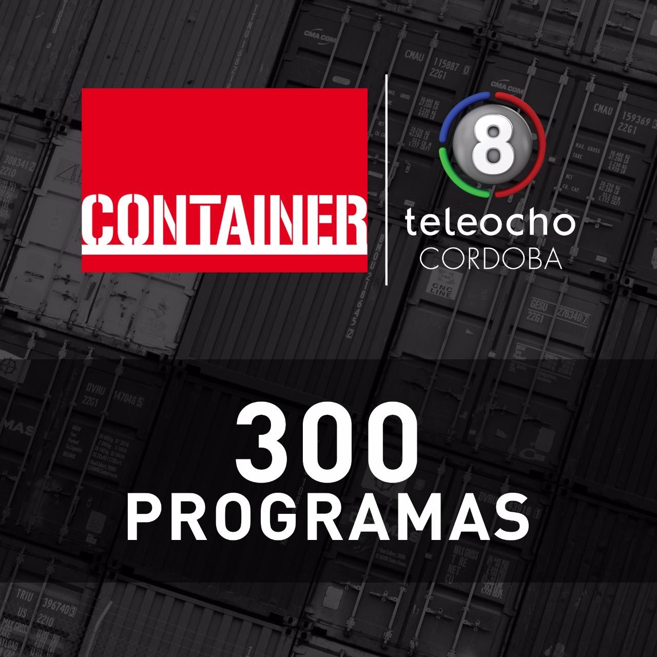 CONTAINER cumple 300 programas y proyecta nuevos formatos