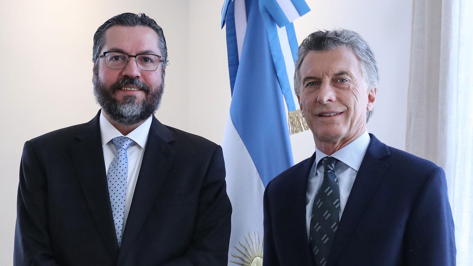Argentina y Brasil analizan una baja en los aranceles de productos extra Mercosur
