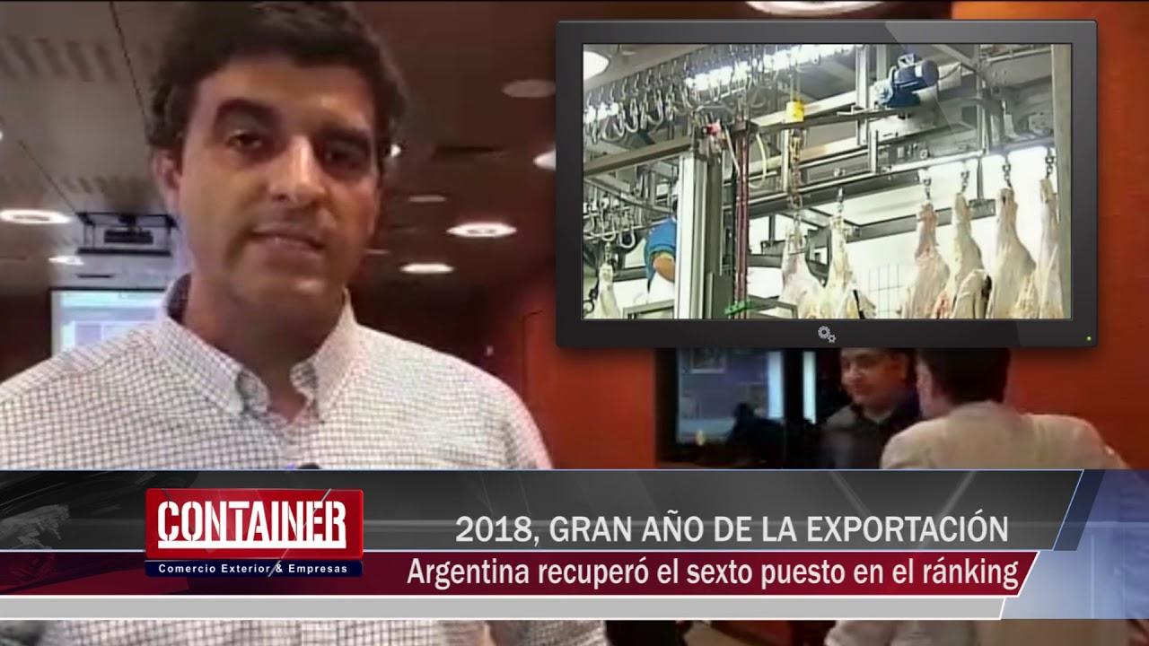 El boom exportador de carnes