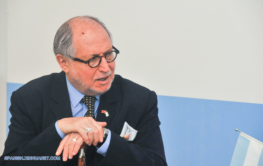 El enojo del embajador en China con el manejo del comercio exterior