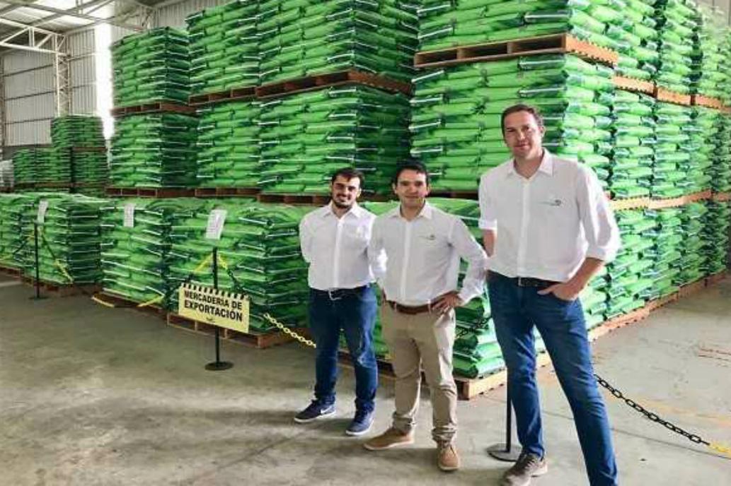 De Sinsacate al mundo: la empresa cordobesa que empezó a exportar garbanzos a Europa