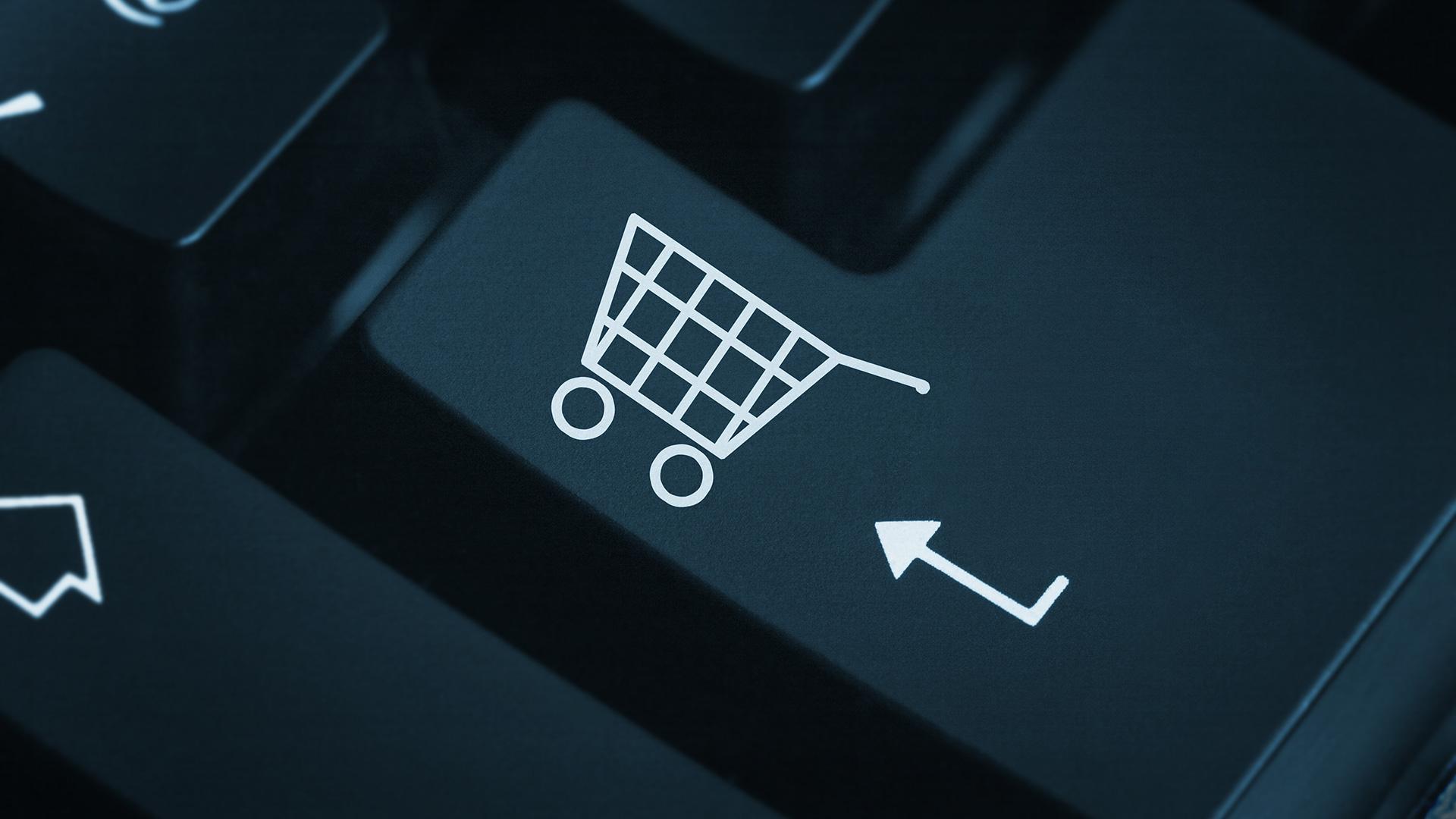 ecommerce shopping cart keyboard ss 1920