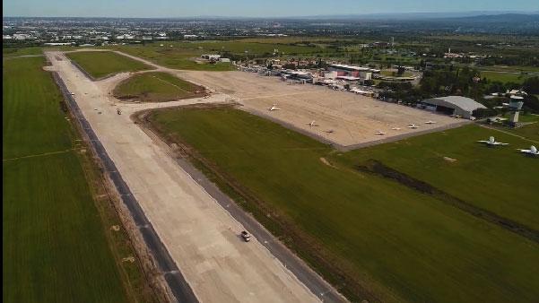 Aeropuertos Argentina 2000 inauguró obras en el aeropuerto Córdoba