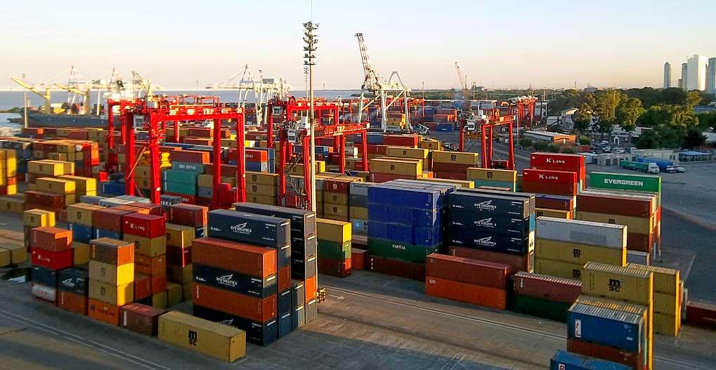 Bajó a sólo U$S 612 millones el superávit comercial argentino en octubre