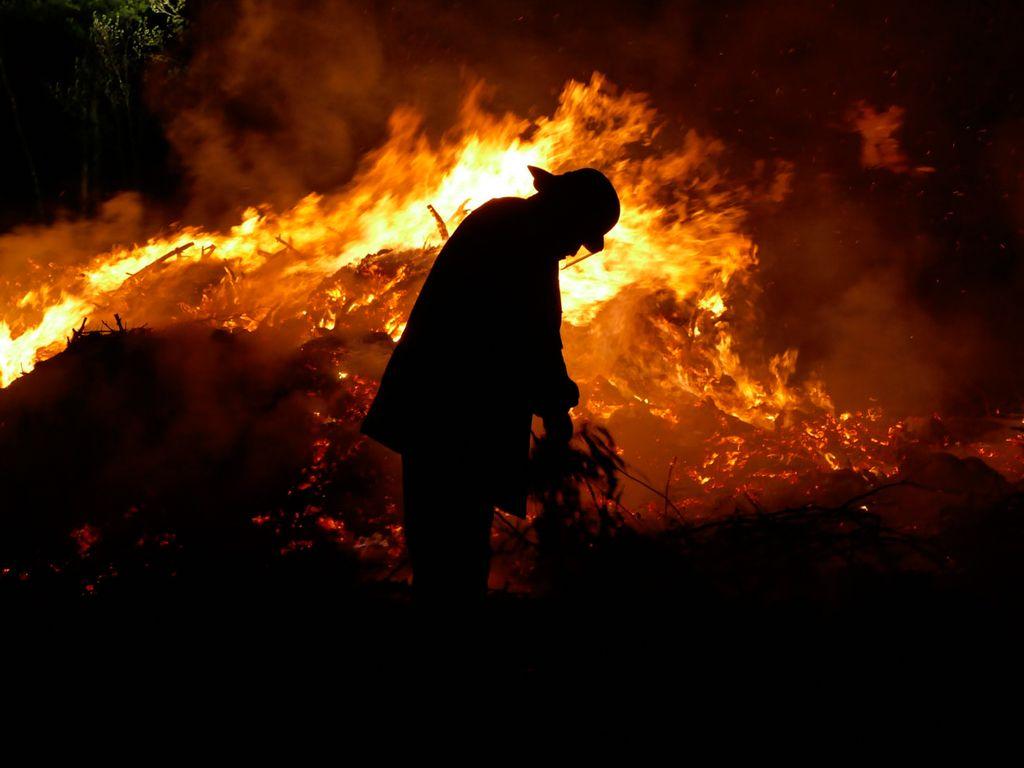 Córdoba y los incendios: ¿Quién se le anima a un pacto verde?