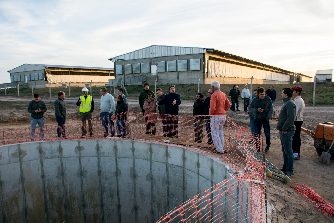 Economía verde: 3C Biogás recibe residuos orgánicos de 30 industrias