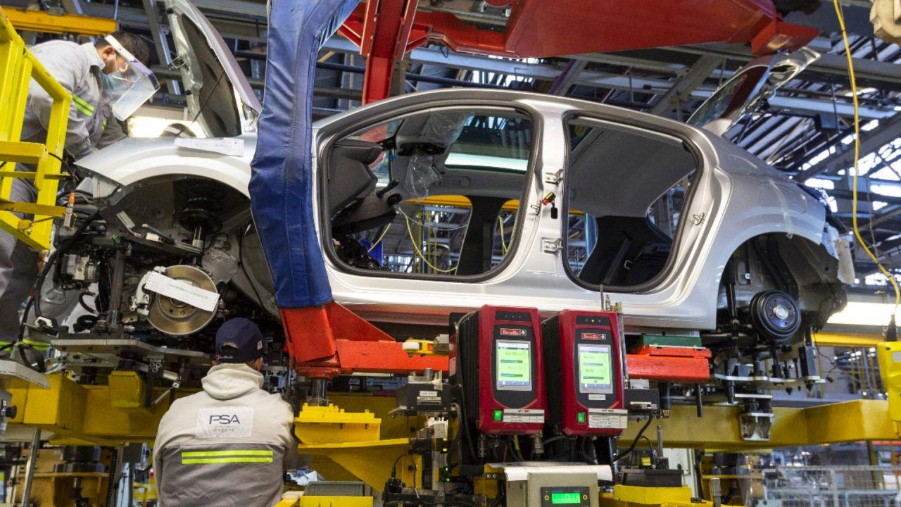 Arranca el 2021 con promesas de recuperación para la industria automotriz